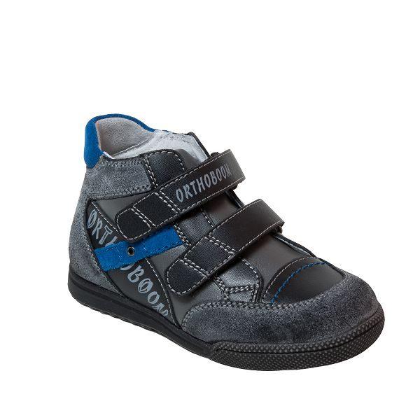 boys black shoe – early walker