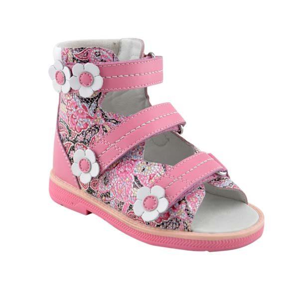 71497-2 розовый с цветами
